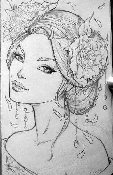 Pin de Christine Oconte en Pyrogravure | Pinterest | Colorear ...