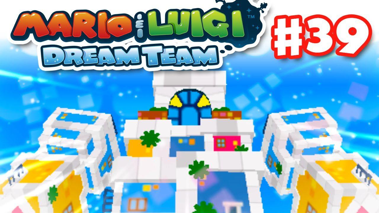 Mario Luigi Dream Team Gameplay Walkthrough Part 39