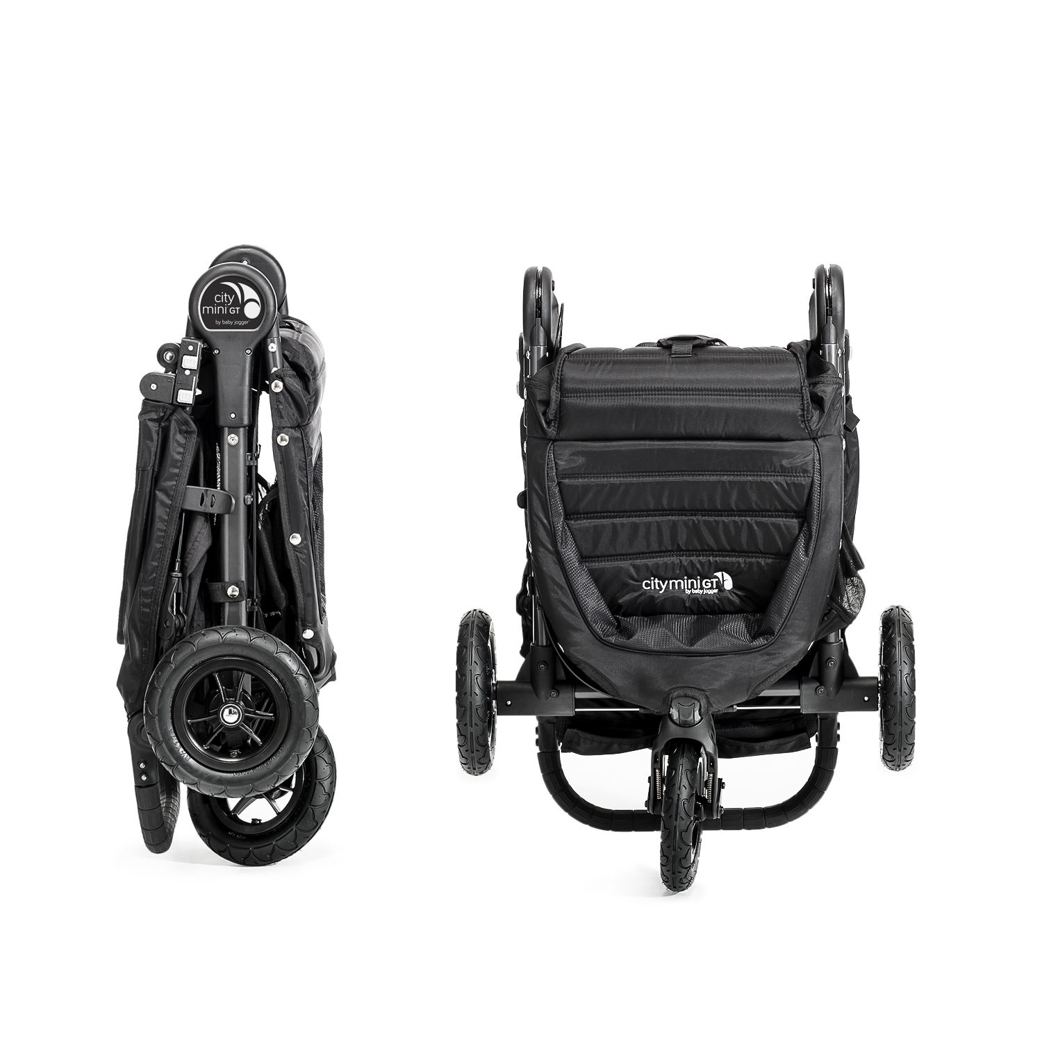 A Baby Jogger City Mini Gt Stroller Folded Up Baby Jogger Baby Jogger City Select Baby Jogger City Mini