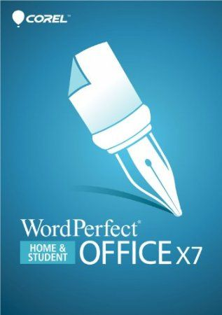 WordPerfect Office X7 Home  Student Download -   www