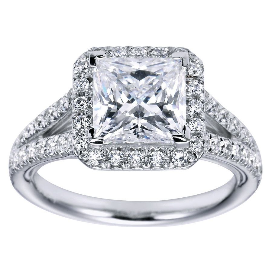 diamond cut princess if ring wedding co e products rings tiffany logo engagement