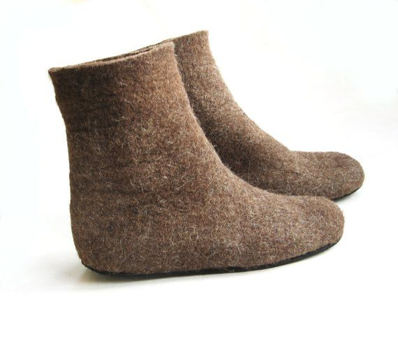 6fe95e7f61b4 ... eco-friendly wool (various sole colours). Extra Warm Winter Brown  Boots