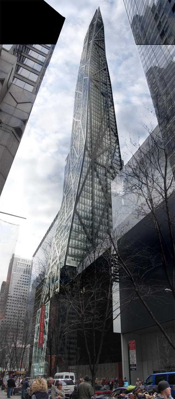 Museum Of Modern Art New York Moma Tower E Architect Moma New Art Moma Nyc