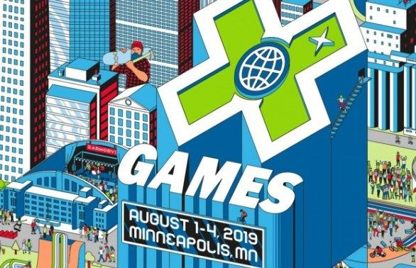 Lazer 103 3s X Games Tna Email Sweepstakes Win A Pair Of Tickets