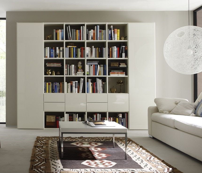 Focus Living Room Wall Units | Architecture & design | Pinterest ...