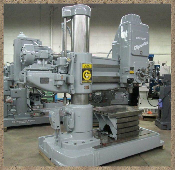 Cincinnati Bickford Drill Press