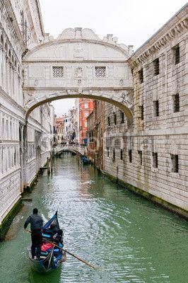 Venezia, Venice (Italy) - Ponte dei Sospiri,  Bridge of Sighs © Pietro D'Antonio