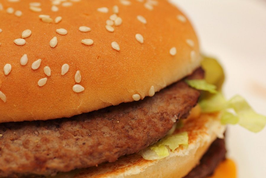 The Harmful Effects Of The Big Mac In Just One Hour