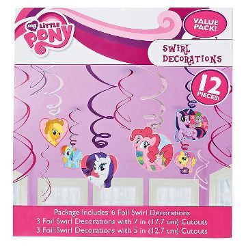 My Little Pony Table Cover Target