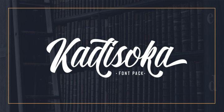 Download Kadisoka Font Download #font #typeface #typography ...