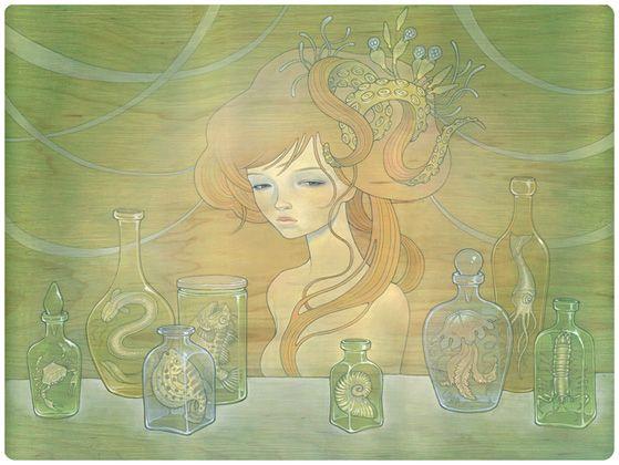 artwork by audrey kawasaki