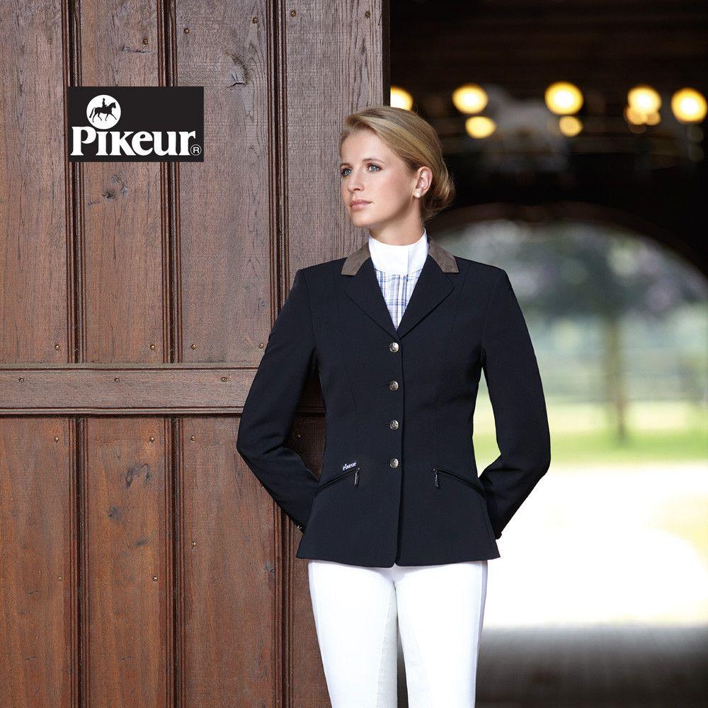 Pikeur Skarlett Jacket With Suede Collar