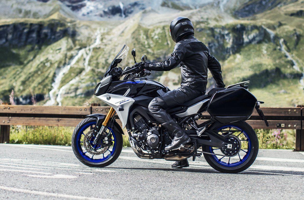 Yamaha Tracer 900 Gt 2018 Moto Yamaha Motorcycle Motorbikes