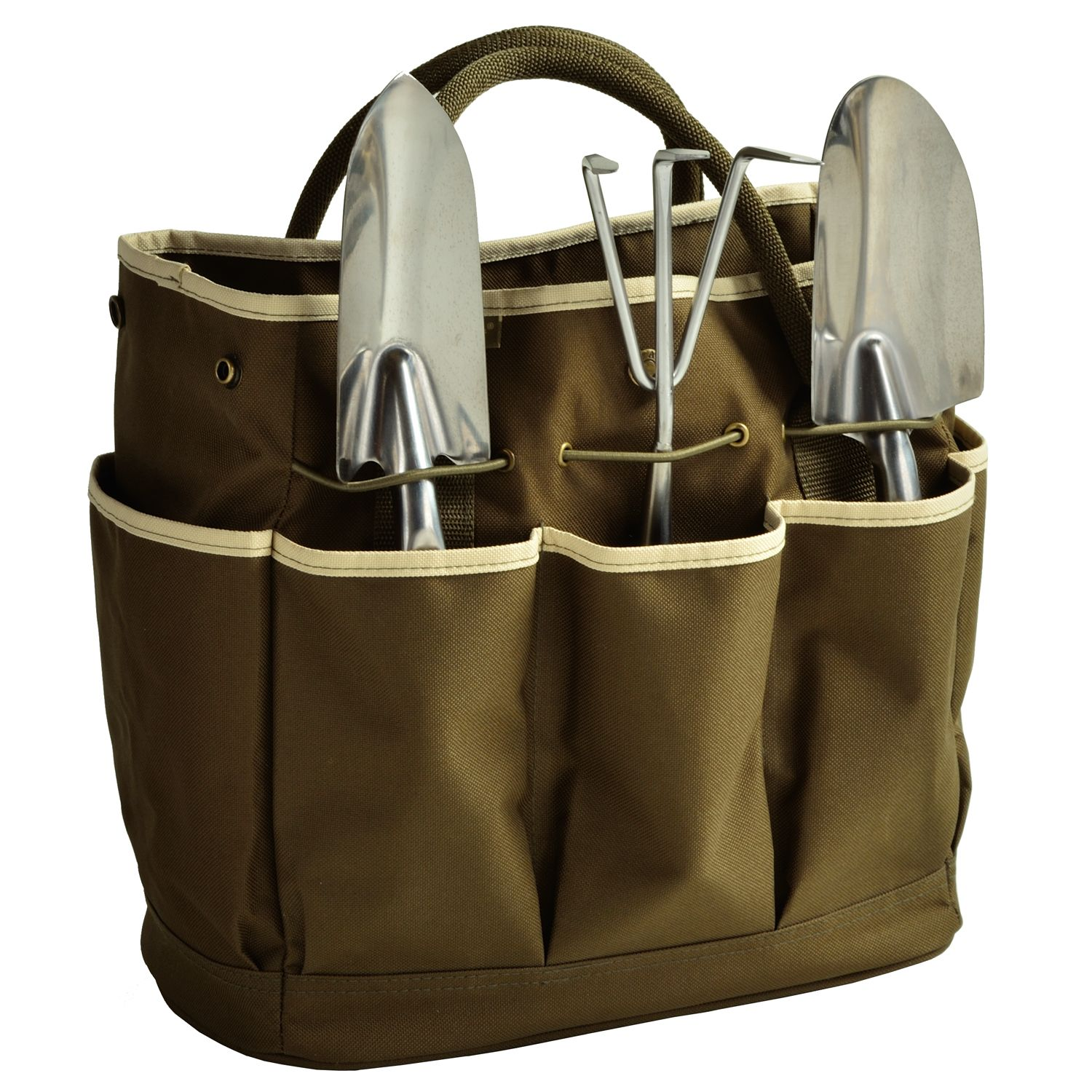 Charmant Unique Garden Tote #1 Gardening Tool Set With Tote