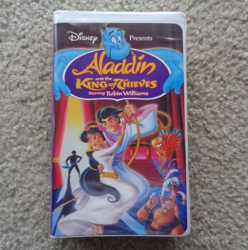 Disney Presents Aladdin And The King Of Thieves Disney Presents