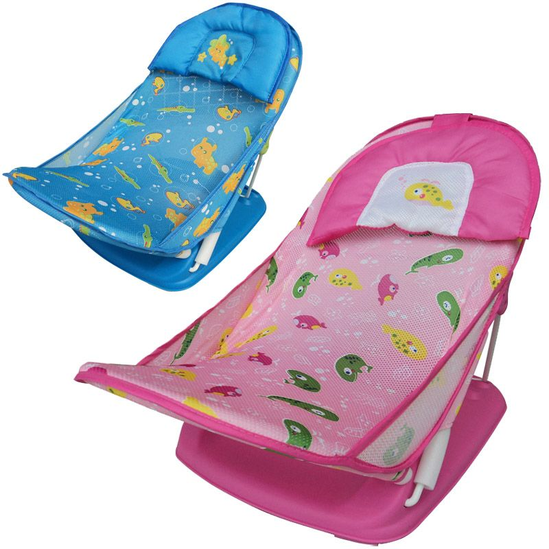 Retail infant/Baby quality folding slip-resistant Wash Chair with ...