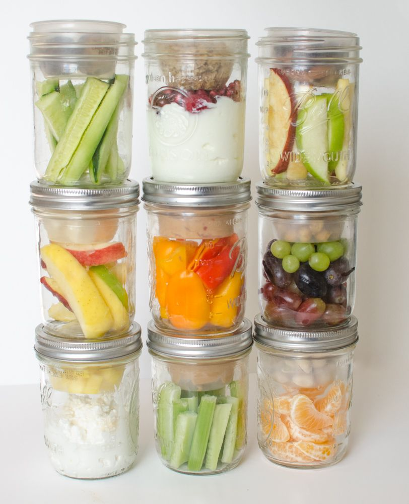 10 Easy & Healthy Snacks You Can Prep in Advance |