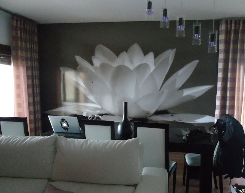 Incroyable Vinyl Wall Mural Printed And Applied By Wall Decals.eu Team. Www.