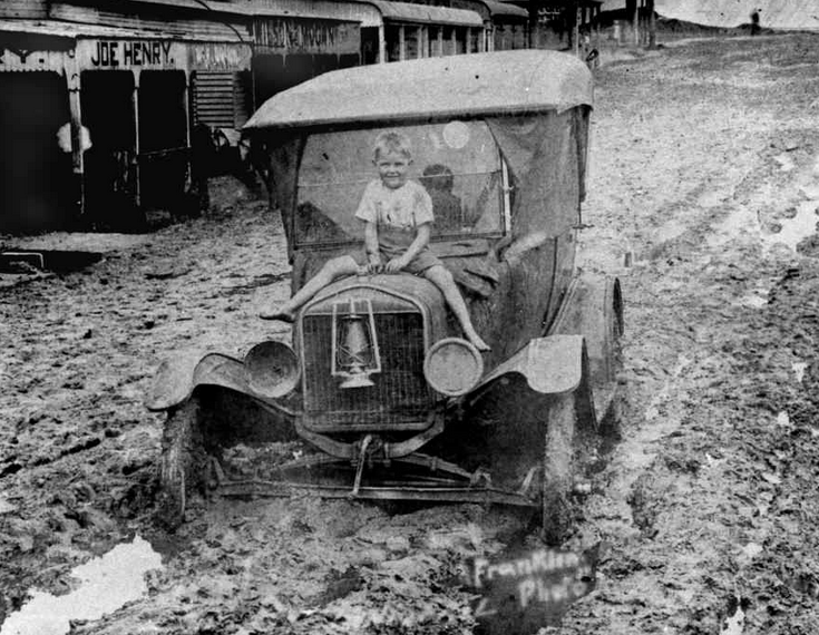 Mud season in Vermont | Vintage cars, Old pictures, Old photos