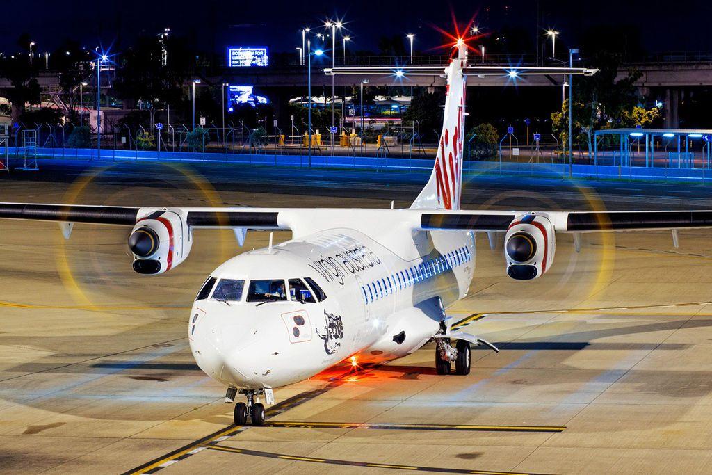 Virgin Australia Fleet ATR 72-600 Details and Pictures ...