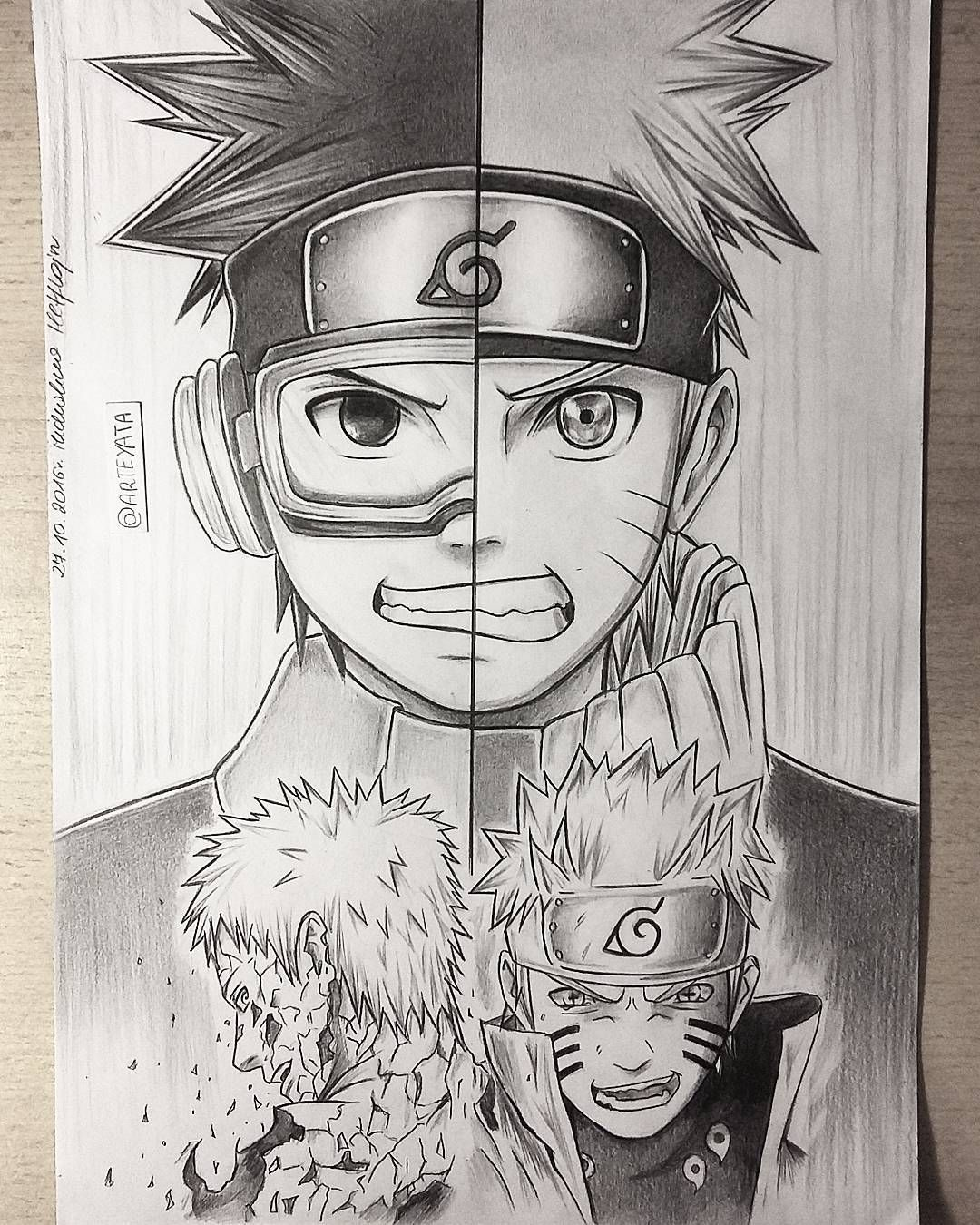9 265 Likes 39 Comments Naruto Naaruto Uzumaki On Instagram