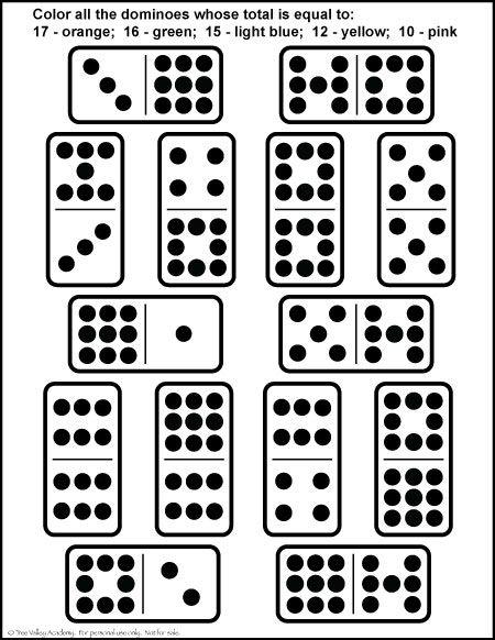 Number Bonds To 17 Free Math Worksheets Free Math Number Bonds Free Math Printables