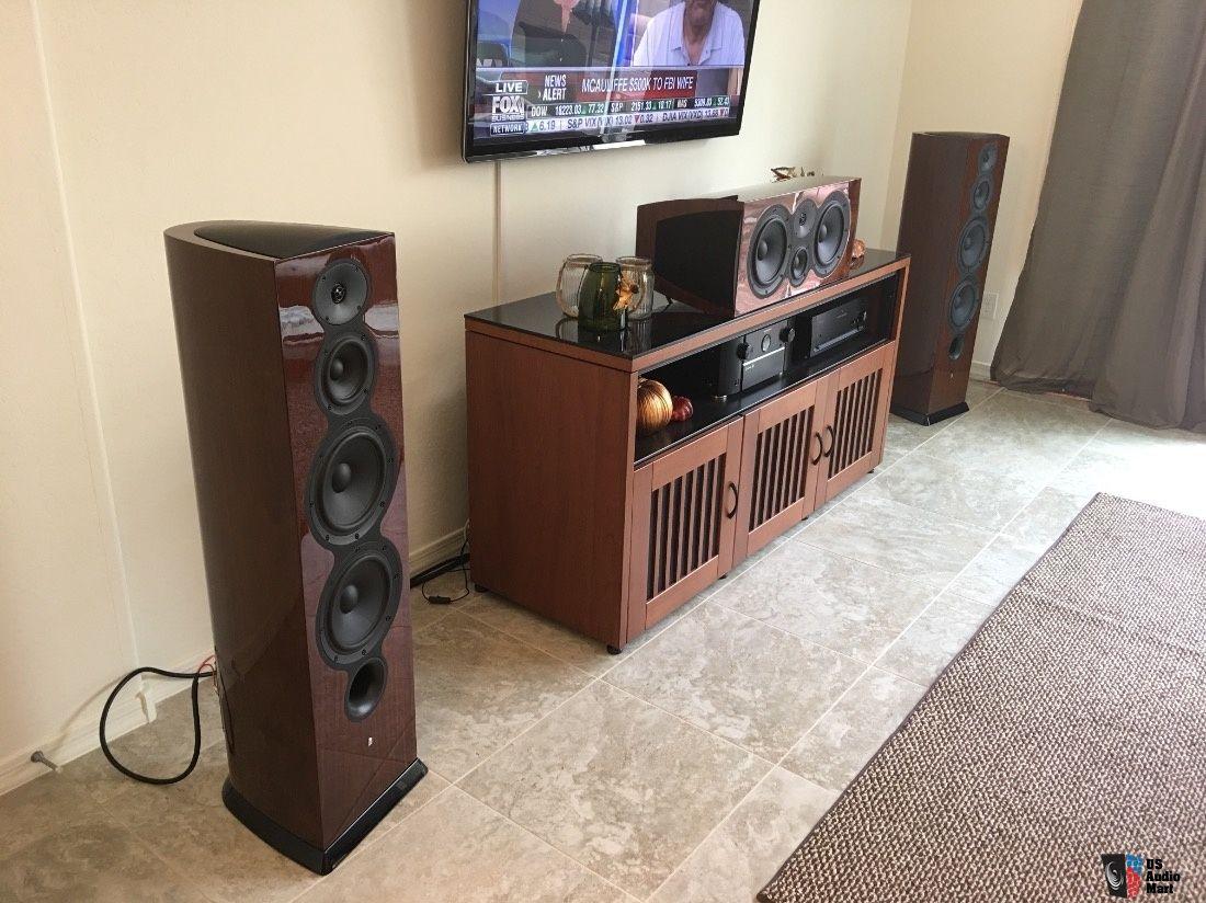 Yamaha Ns Ap Tower Speakers