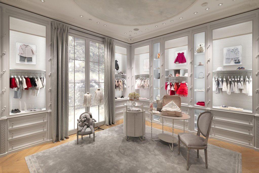 985abf9d82c68 Inside the new Baby Dior boutique Boutique Enfant