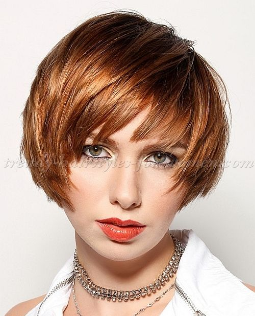 Short Layered Bob Hairstyles With Bangs: Bob+hairstyles,+bob+haircut,+short+hairstyles+2015+-+short