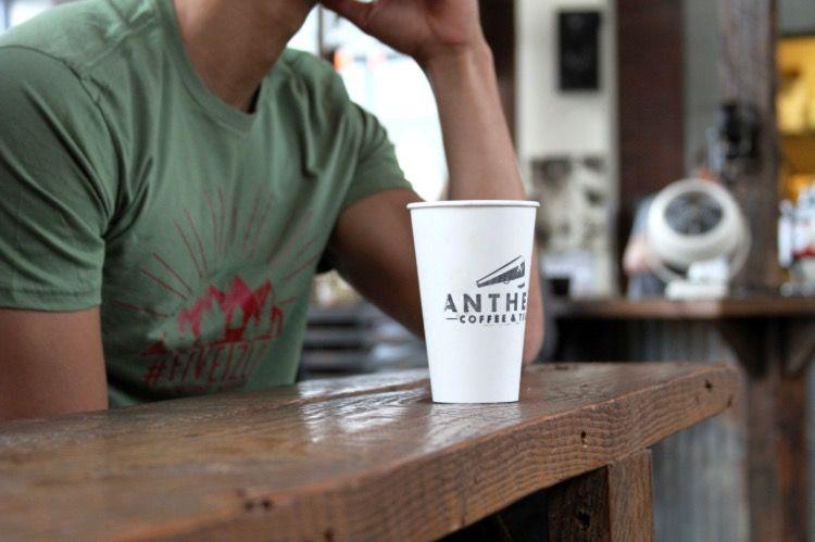 Coffee- drink it & wear it