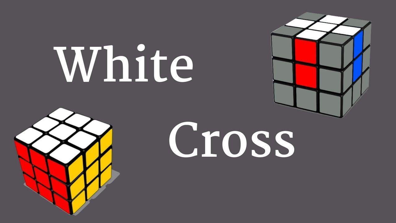 Rubik S Cube White Cross Algorithms For Beginners Stage 1 4 Rubiks Cube Solution Rubiks Cube Solution Rubiks Cube Rubiks Cube Solution Rubics Cube Solution