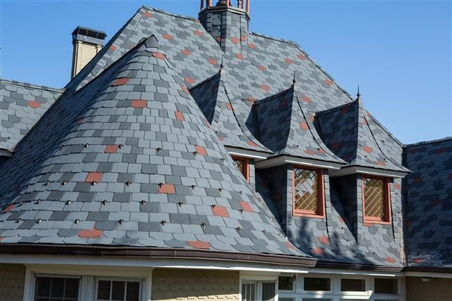 12 Benefits Of Synthetic Slate Roofing For Wayne Il Homes Donatelli Builders Synthetic Slate Roofing Synthetic Slate Roofing