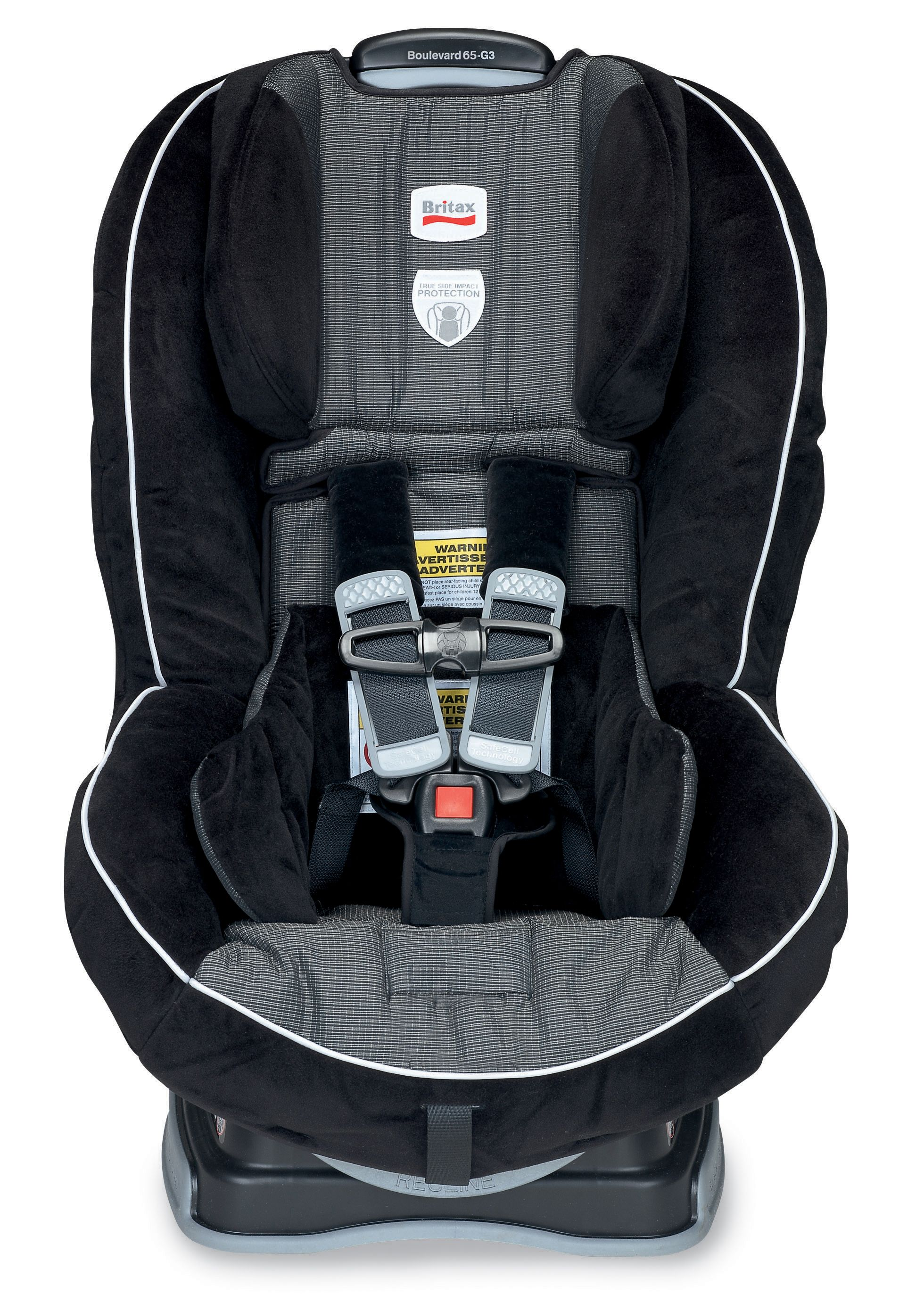 Britax BAgile BSafe 35 Travel System Black Car seat