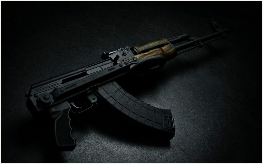 Kalashnikov Gun Wallpaper