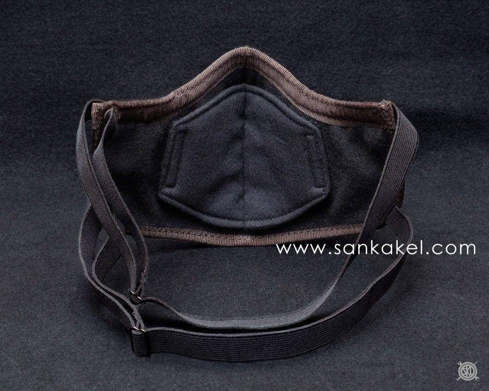 masque pollution filtre