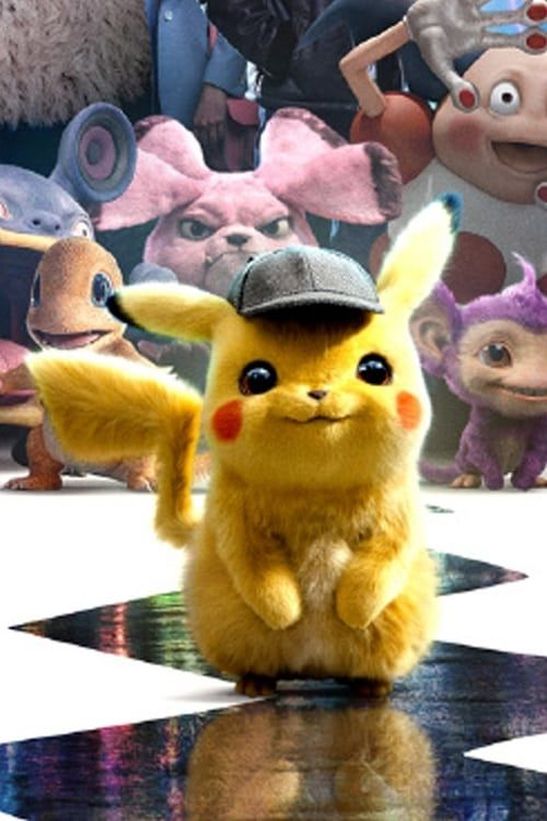 Pokemon Detective Pikachu Streaming Vf 2019 Regarder Film Complet Hd Pikachu Cute Pokemon Wallpaper Pikachu Wallpaper