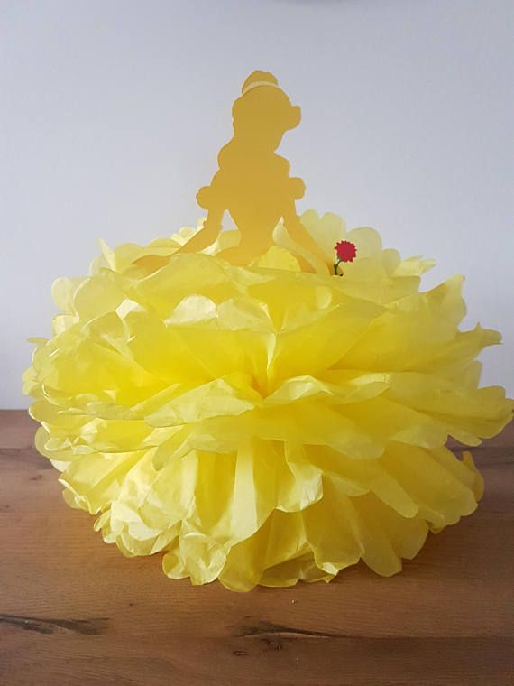 Beauty And The Beast Party DecorationBelle Disney Princess Party Beauteous Belle Birthday Decorations
