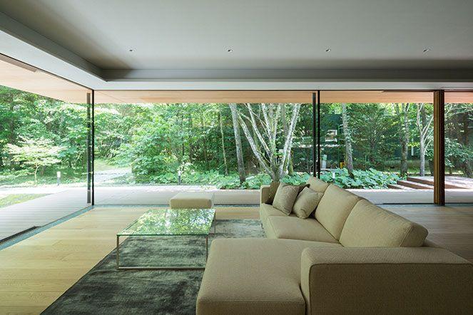 House · Yokouchi Residence | By Kidosaki Architects Studio