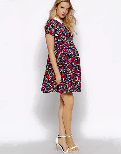 df3558a11 Vestidos Casuales Para Embarazadas