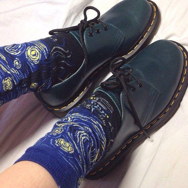 FashionSock Martens GoghShoes• Dr ShoesShoes Van 8n0wkOPZNX