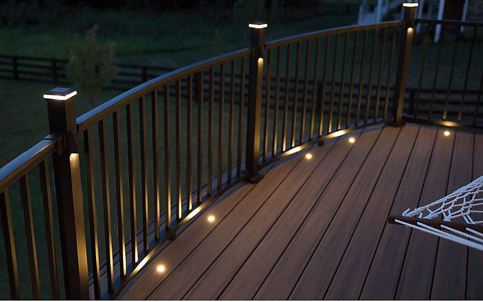 Destinationtrexsweeps Trex Signature Railing Great For