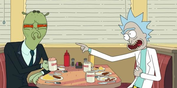 McDonald's Hilariously Responds To Rick And Morty Attention