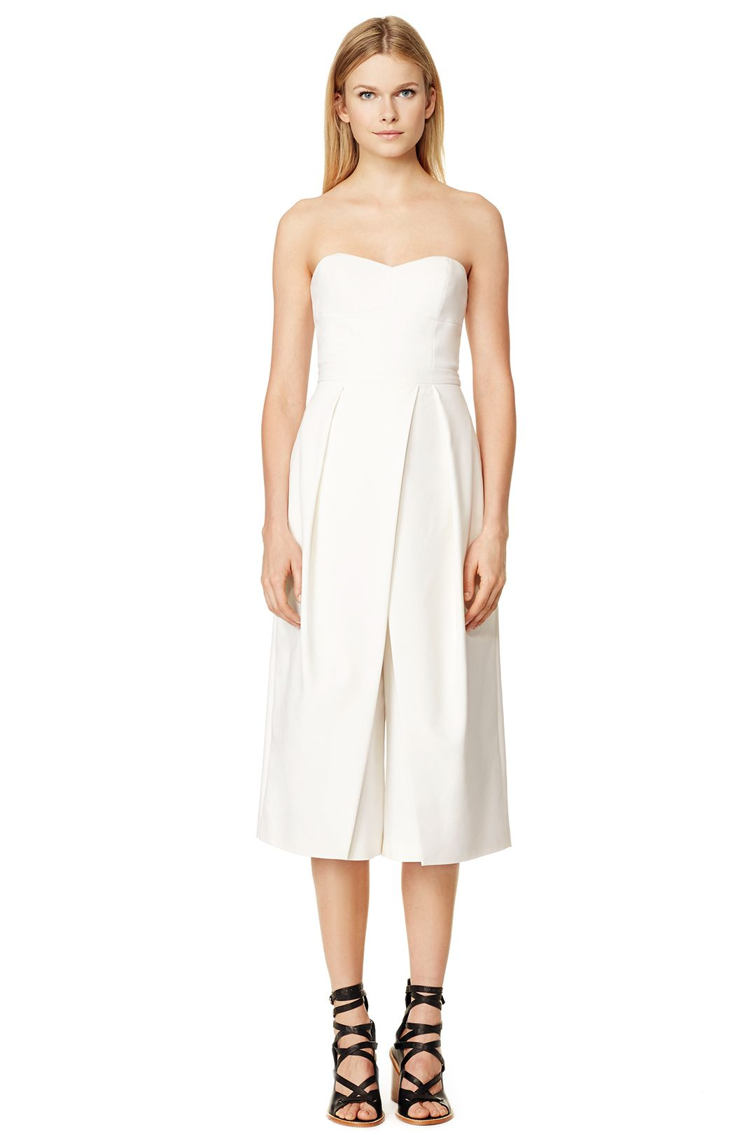 3e00067360d0 The Tibi Agathe Jumpsuit is minimal   modern