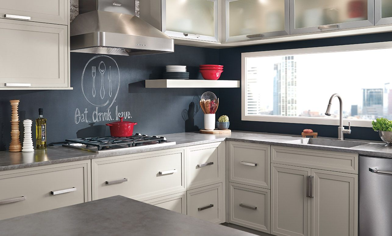 This #TrendyTuesday we are looking at Euro-style cabinets. We