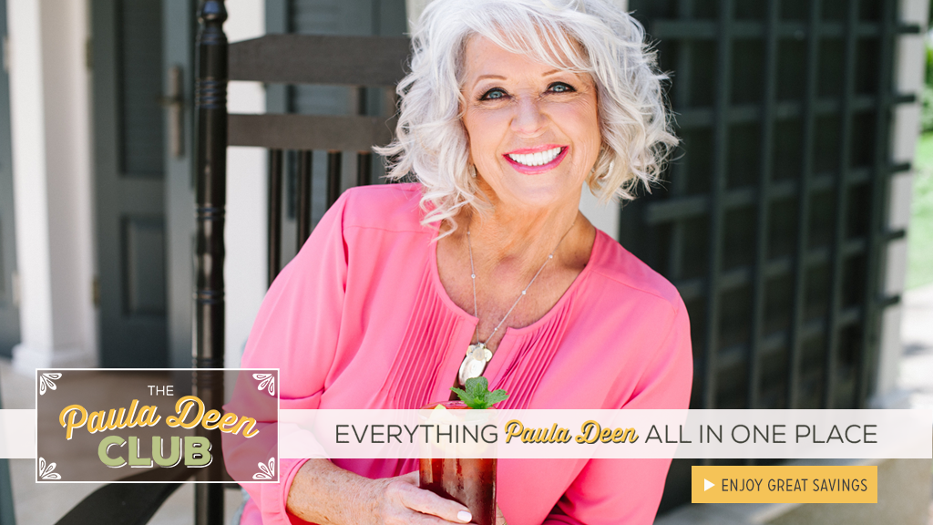 Best Paula Deen Recipes, Tips, and Shows from the Paula Deen Network