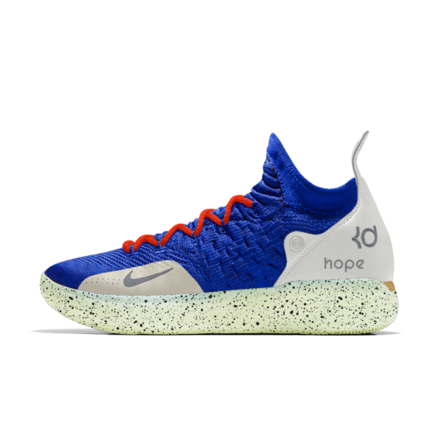 Nike Zoom KD11 By You Men's Basketball
