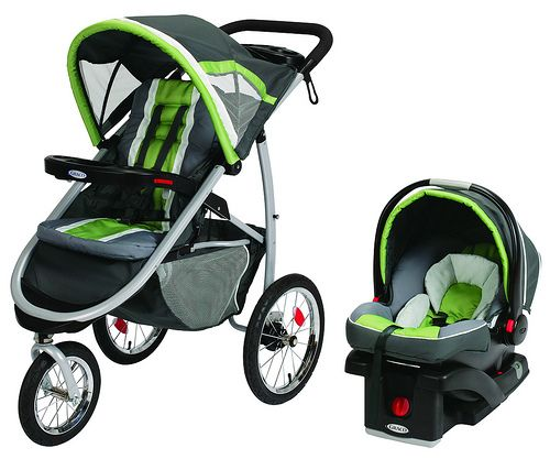 The New Fastaction Fold Click Connect Graco Jogger