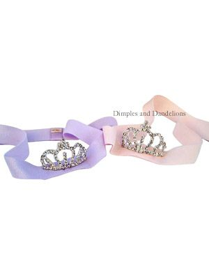 Crystal Tiara Baby Headband! HAVE TO HAVE!!! I'm pinning this for you Shelby!!