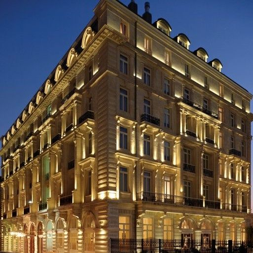 Pera Palace Hotel Jumeirah Overlooks The Magnificent View Of Golden Horn And Is Located