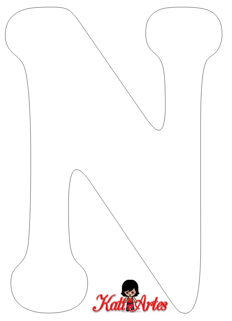 Este alfabeto es genial para usar como plantilla para ...